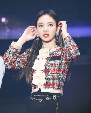 Colored Blazer with Ribbons | Nayeon – Twice