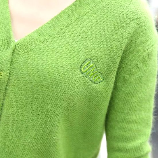 Green Cardigan | Jisoo – BlackPink