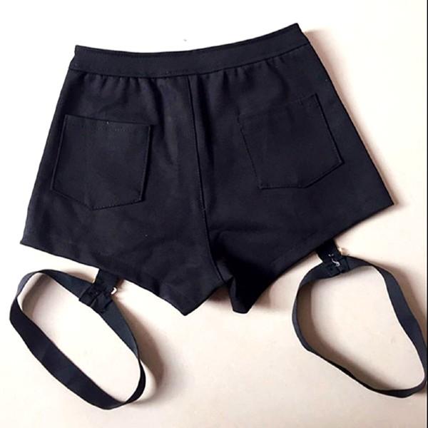 Black Hot Pants | Lisa – BlackPink