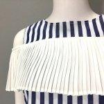 Striped Dress   Irene – Red Velvet