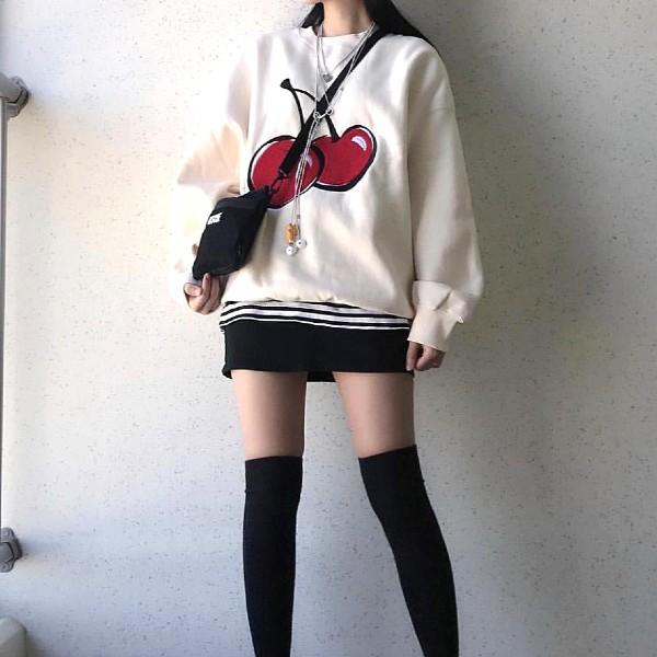 Cherry Sweater   Seulgi – Red Velvet