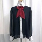 Chic Black Shirt   Jeongyeon – Twice