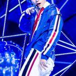 Blue Zip Hoodie   Taehyung – BTS