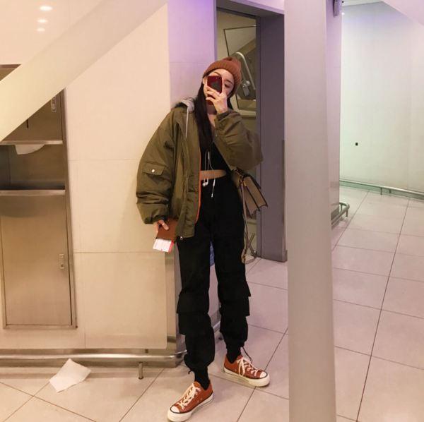 Green Bomber Jacket | Jungkook – BTS