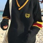 Black Yellow Sweater | Jimin – BTS