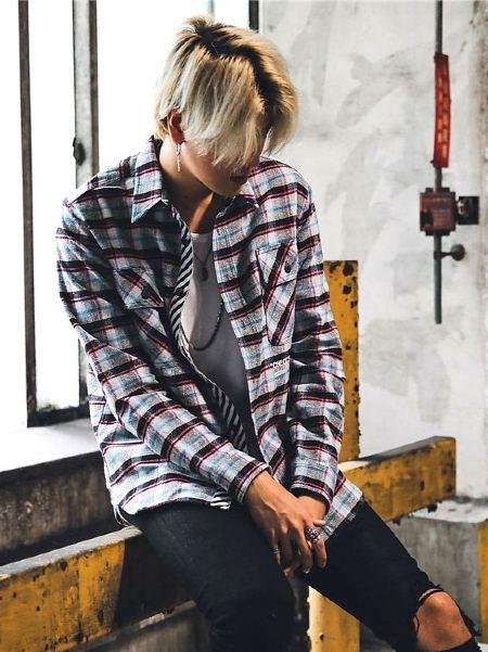 """Check Shirt"" Flannel | Jin – BTS"