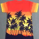 Summer Palm T-Shirt   Suga – BTS