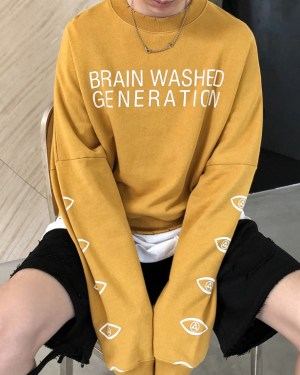 Chanyeol Brain Washed Generation Sweater (7)