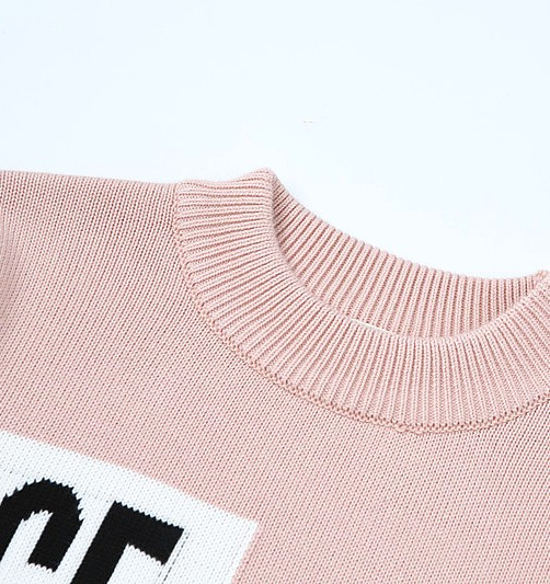 Pink Peace Sweater | Baekhyun – EXO