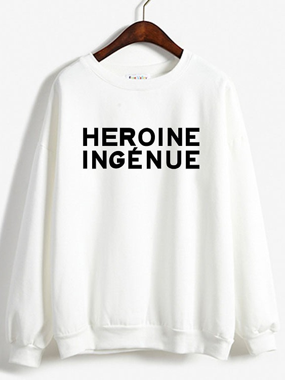 Heroine Ingenue Sweater | Ji Eun-Tak – Goblin