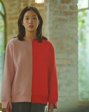 Pink Rocket X Launch Sweater | Ji Eun-Tak – Goblin