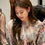 Flower Blouse | Jennie – BlackPink