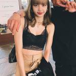 Lace Crop Top | Lisa – BlackPink