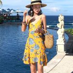 Yellow Summer Dress | Joy – Red Velvet