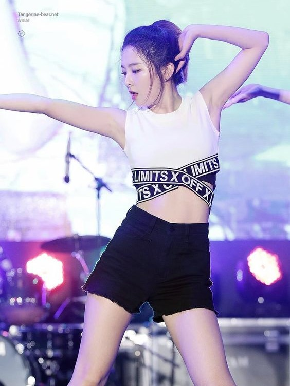 X Off Limits Cross Top | Seulgi – Red Velvet