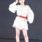 White Ruffles Dress | Yeri – Red Velvet
