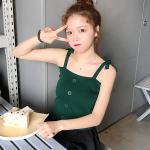 Buttons Top | Joy – Red Velvet