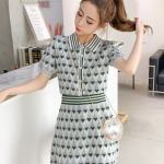 Hearts and Stripes Top With Skirt   Lisa – BlackPink