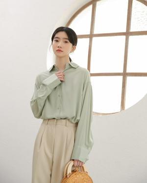 Wendy Loose Long Sleeves Shirt (14)