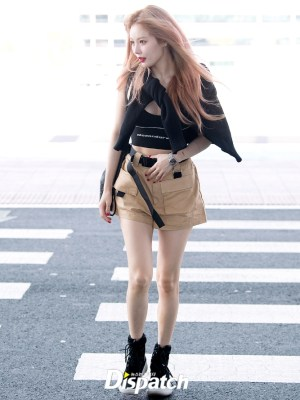 Pocket Shorts | Hyuna