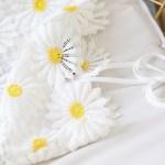 Flower Lace Crop Top | Jennie – BlackPink