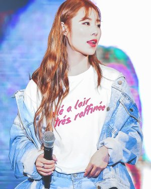 French Phrase T-Shirt | Wheein – Mamamoo