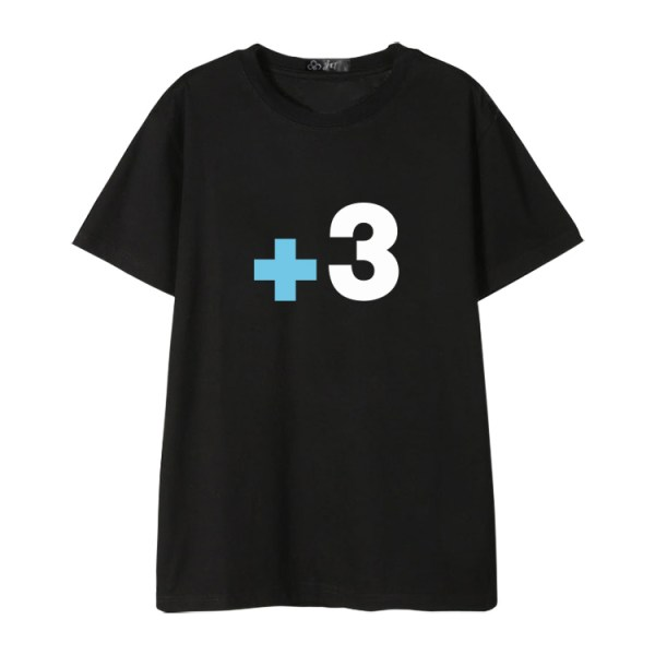 Plus Three T-Shirt | Wheein – Mamamoo
