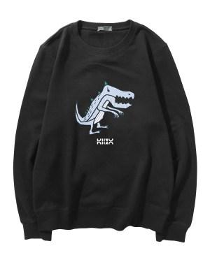 Doyoung Dinosaur T-Rex Sweater (2)