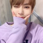 Purple Booze Sweater | Doyoung – NCT
