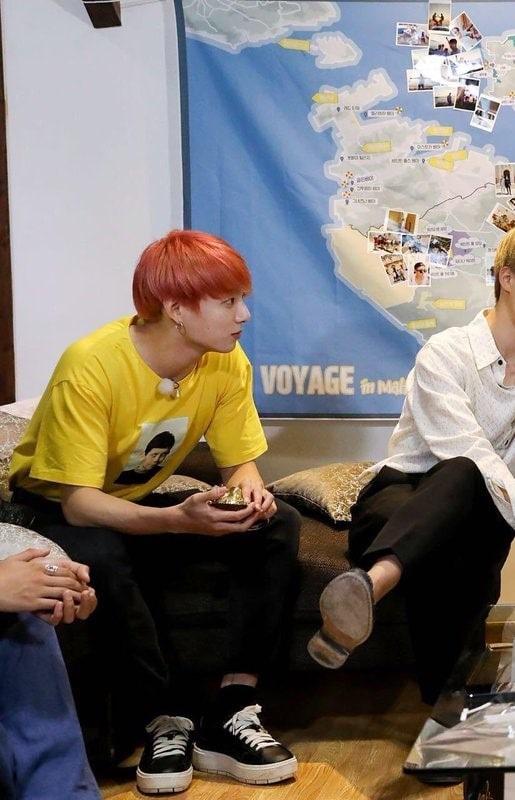 """First Time Tasting Sour"" T-Shirt   Jaehyun – NCT"