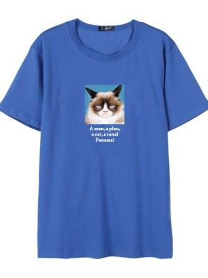 Johnny Grumpy Cat T-Shirt (2)
