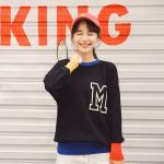 Letter M Loose Sweater | Yuta – NCT