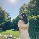 Flower Embroidered Dress | Hyuna