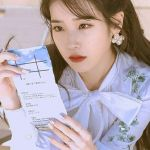 White Flower Embroidered Shirt | IU – Hotel Del Luna