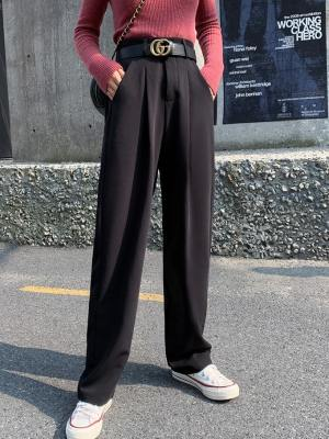 Jennie Wide Black Trousers (4)