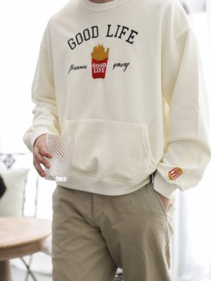 Taehyung Good Life Fries Sweater (11)