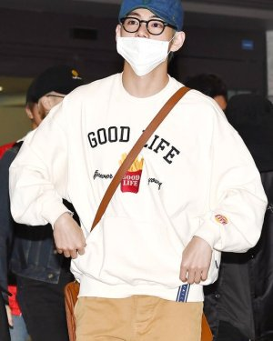 """Good Life"" Fries Sweater 