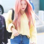 Light Yellow V-Neck Sweater | Yeri – Red Velvet