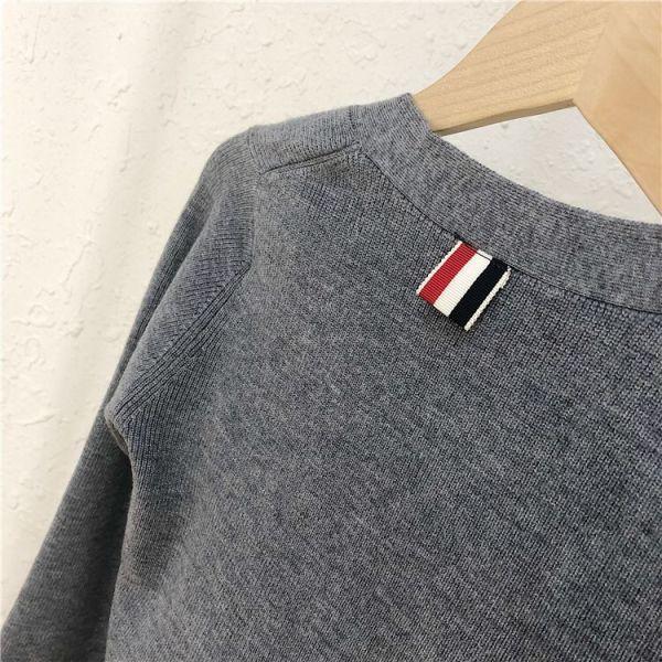 V-Neck Slim Wool Cardigan | Jeongyeon – Twice