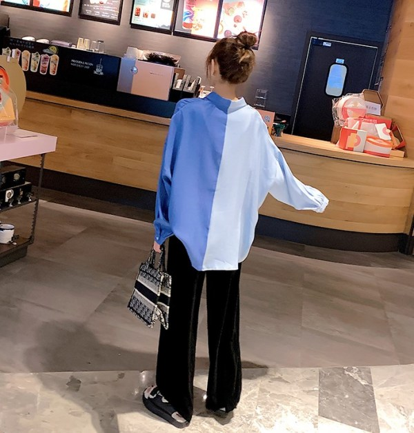 Two Blue Colored Shirt   Jungkook – BTS