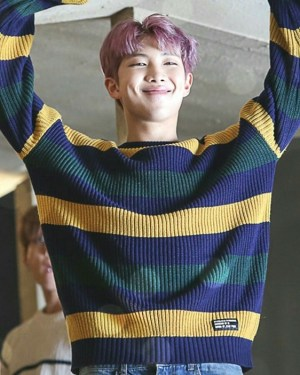 Multicolor Knit Sweater | RM – BTS