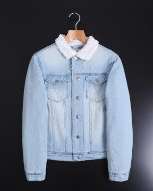 Nayeon Warm Denim Jacket (1)