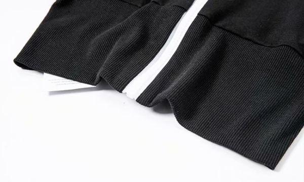 Zipped Cropped Sweatshirt