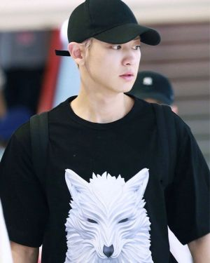 White Wolf Tshirt | Chanyeol – EXO