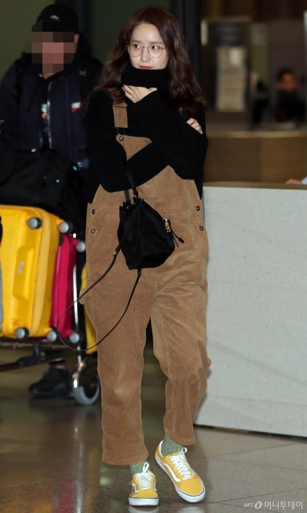 Corduroy Jumper Pants | Yoona – Girls Generation