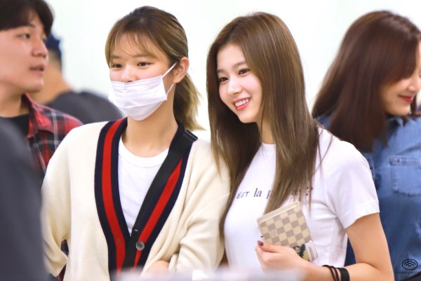 Mid Length Loose Cardigan | Jeongyeon – Twice