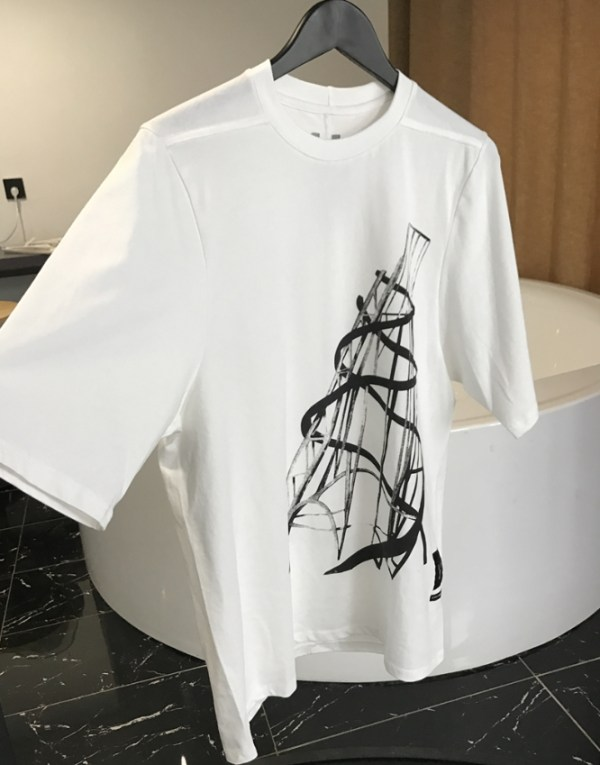 Oversize Structure Art T-Shirt | Jisung – Stray Kids