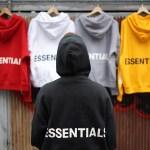 ESSENTIALS Statement Hoodie | Seungmin – Stray Kids