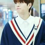 Loose V-neck Knited Cardigan | Seung Min – Stray Kids