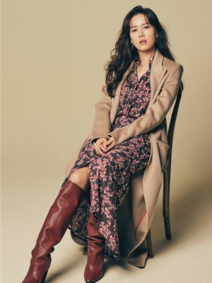 Floral Long Sleeved Dress | Yoon Se Ri – Crash Landing On You